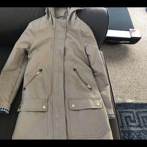 JCrew Parka Coat Size 00